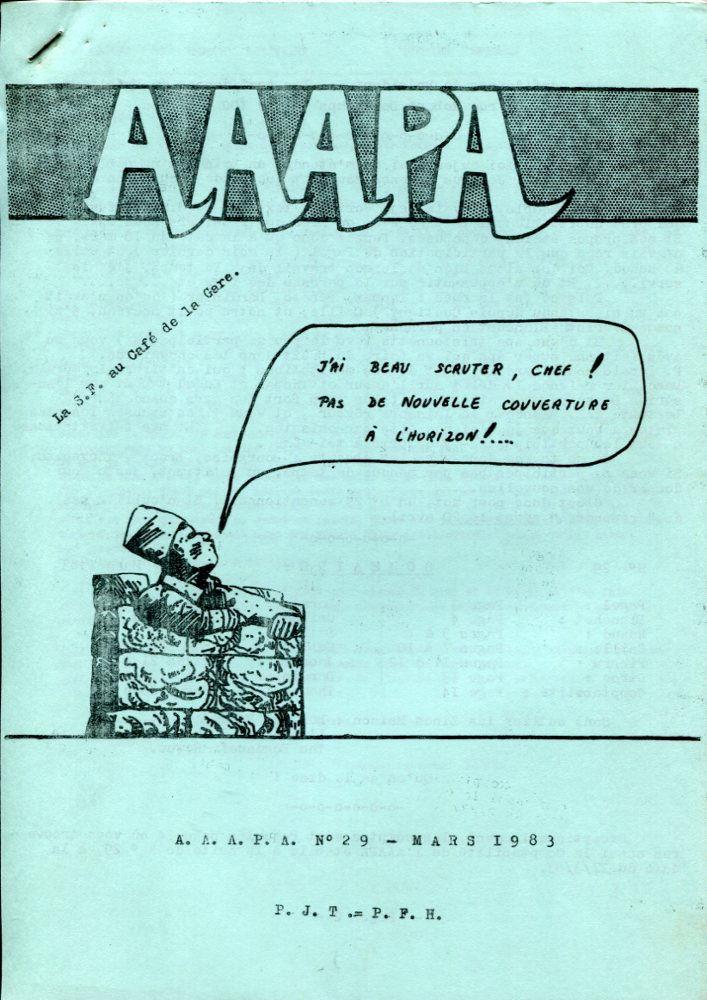 AAAPA n° 29