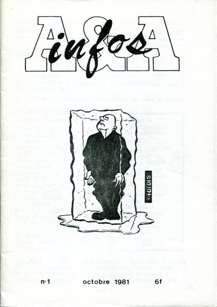 A & A Infos n° 1 (75)
