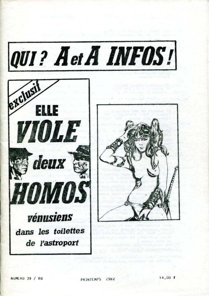 A & A Infos n° 79/80