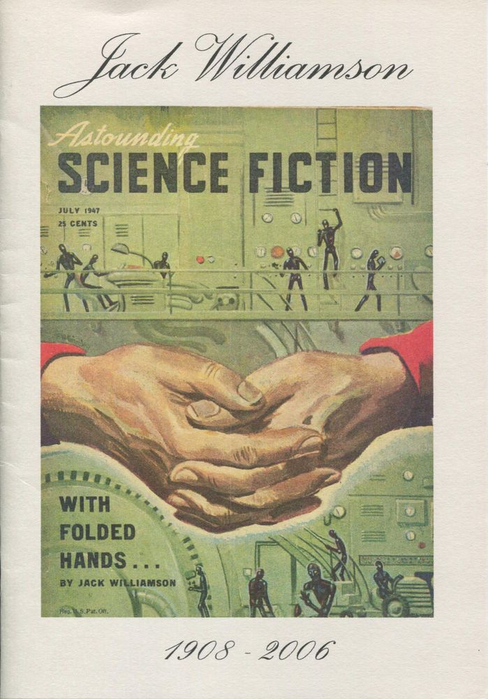 A & A n° 159/160 : Jack Williamson 1908-2006