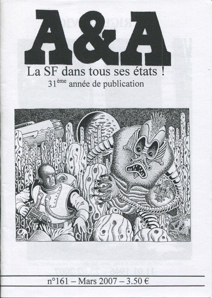 A & A n° 161 : Patrice Duvic 1946-2007