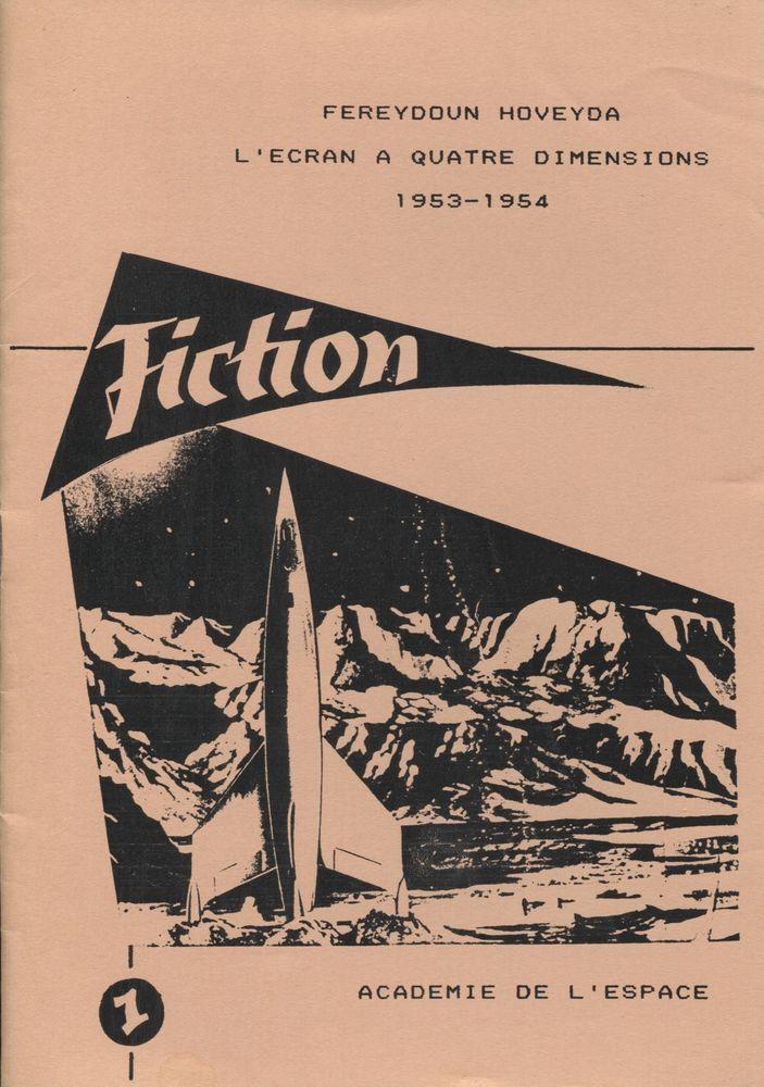 L'Écran à quatre dimensions 1953-1954