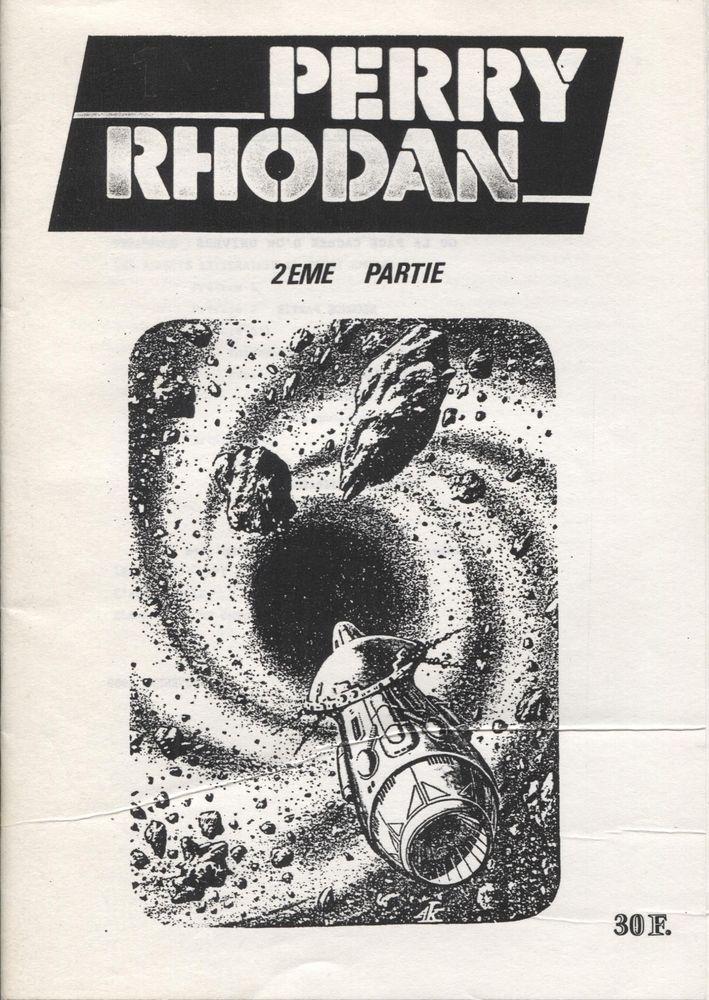 Perry Rhodan ou la face cachée d'un univers - 2ème partie
