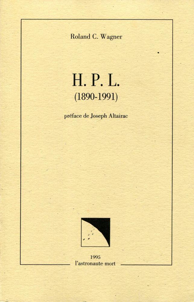 H. P. L. (1890-1991)