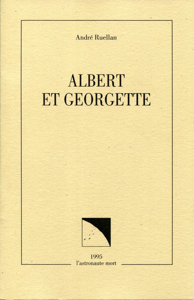 Albert et Georgette