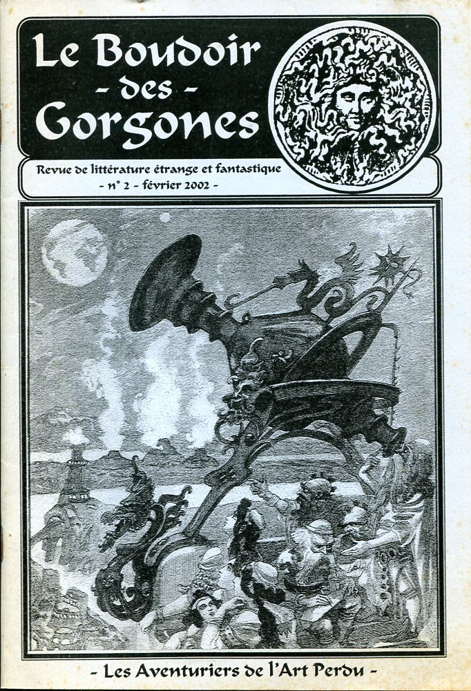 Le Boudoir des Gorgones n° 2