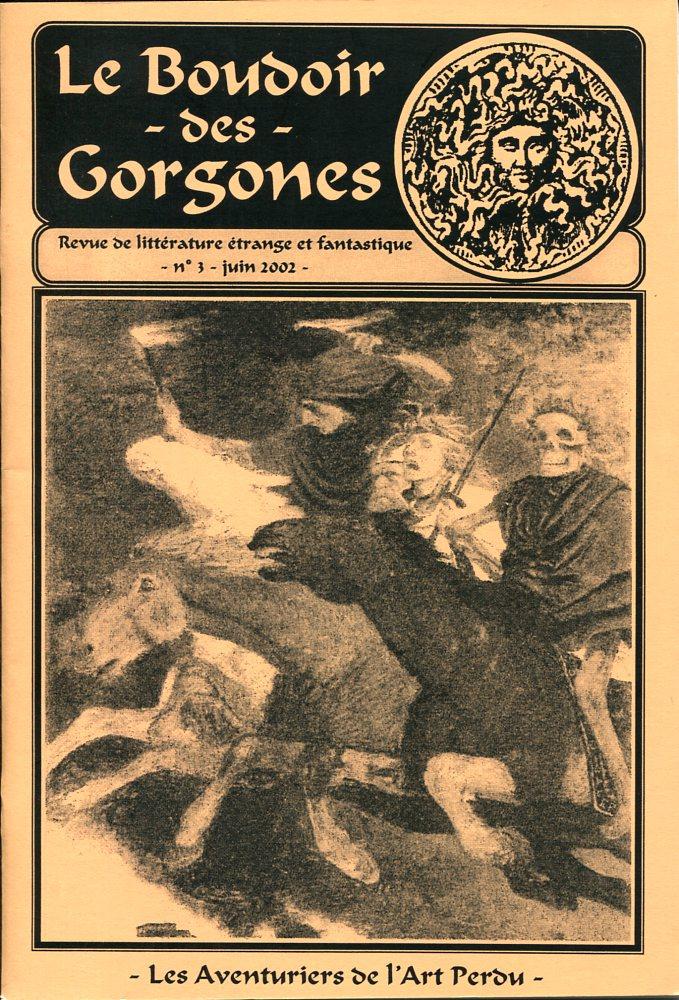Le Boudoir des Gorgones n° 3