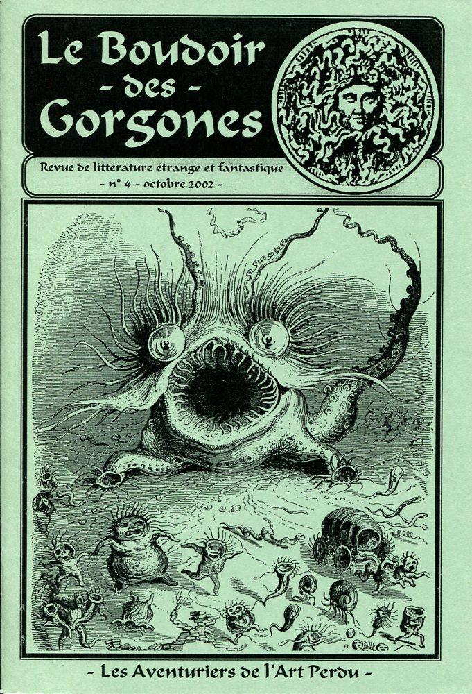 Le Boudoir des Gorgones n° 4