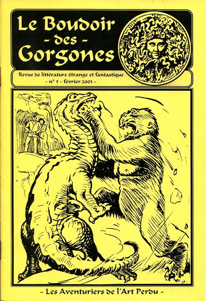 Le Boudoir des Gorgones n° 5