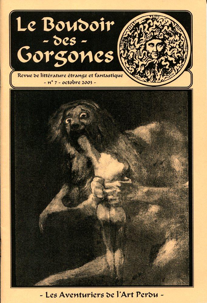 Le Boudoir des Gorgones n° 7