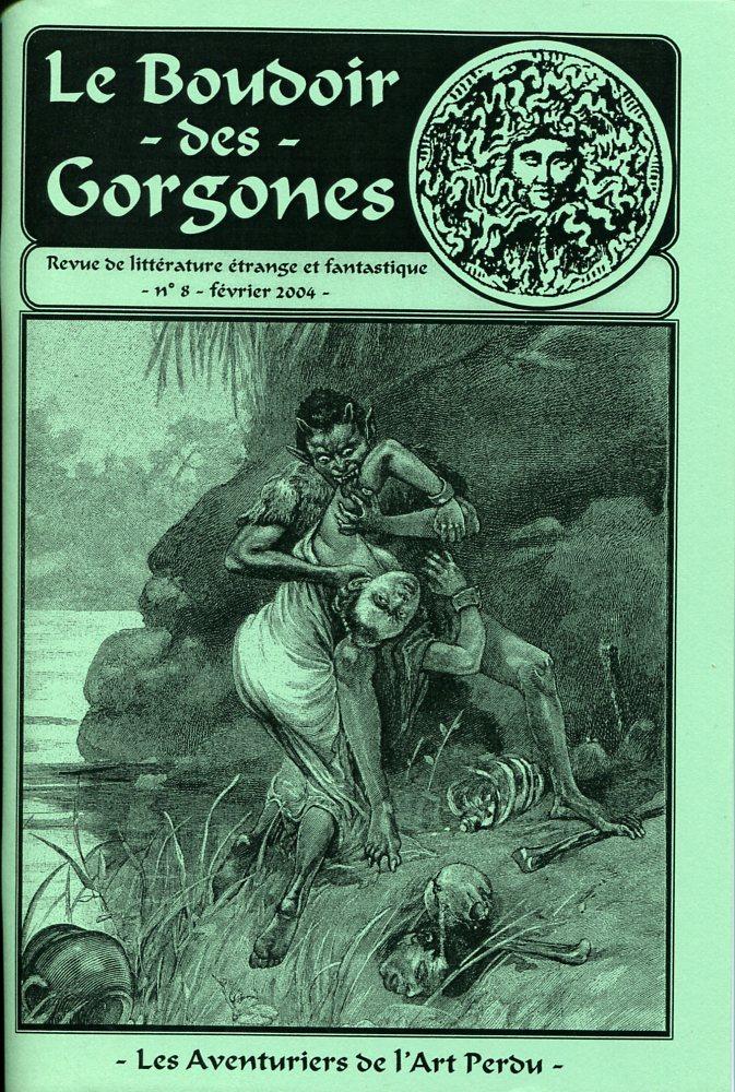 Le Boudoir des Gorgones n° 8