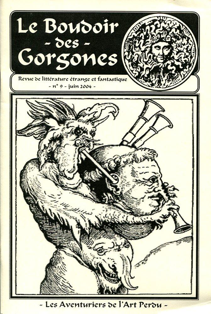 Le Boudoir des Gorgones n° 9