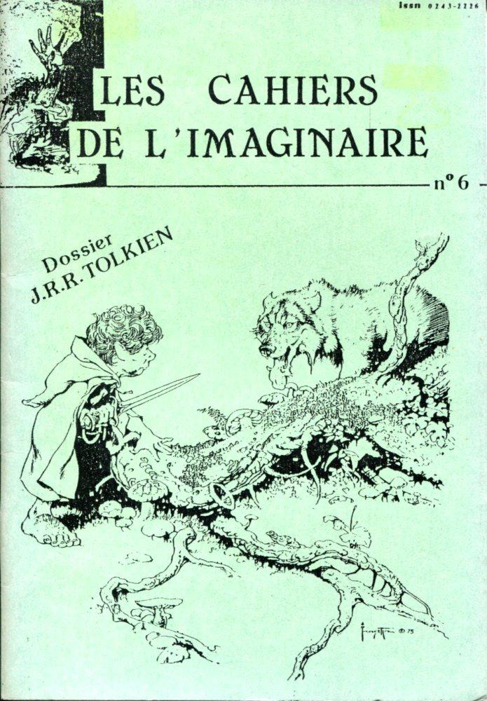 Les Cahiers de l'Imaginaire n° 6 : J.R.R. Tolkien