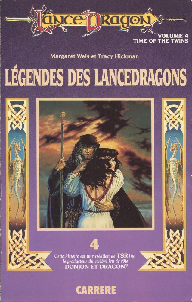 Légendes des Lancedragons - 1
