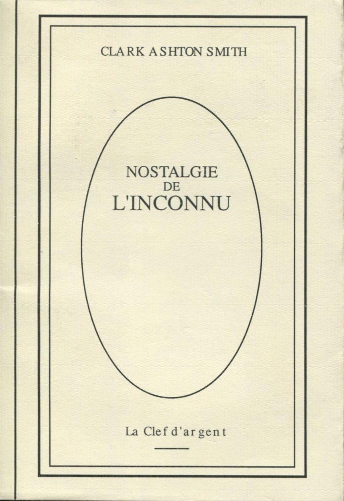 Nostalgie de l'Inconnu