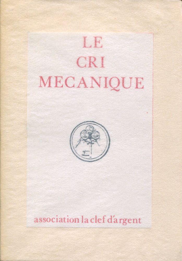 Le Cri Mécanique n° 5