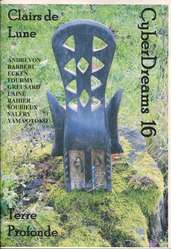 CyberDreams n° 16 : Clairs de Lune