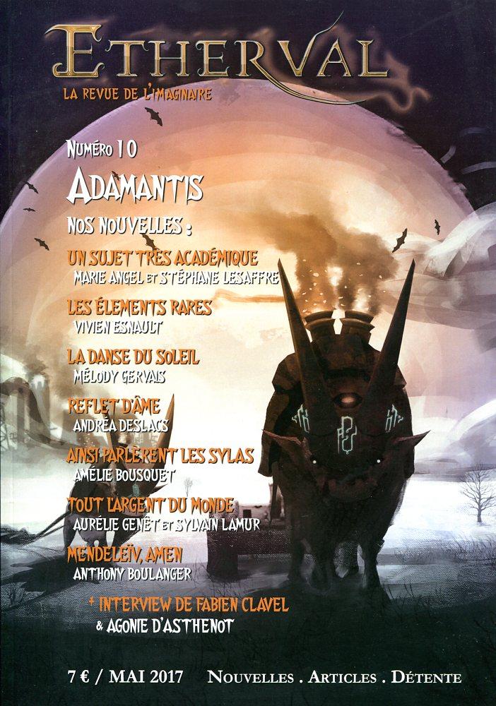 Etherval n° 10 : Adamantis