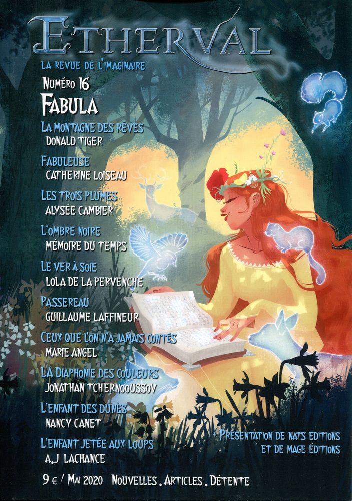 Etherval n° 16 : Fabula