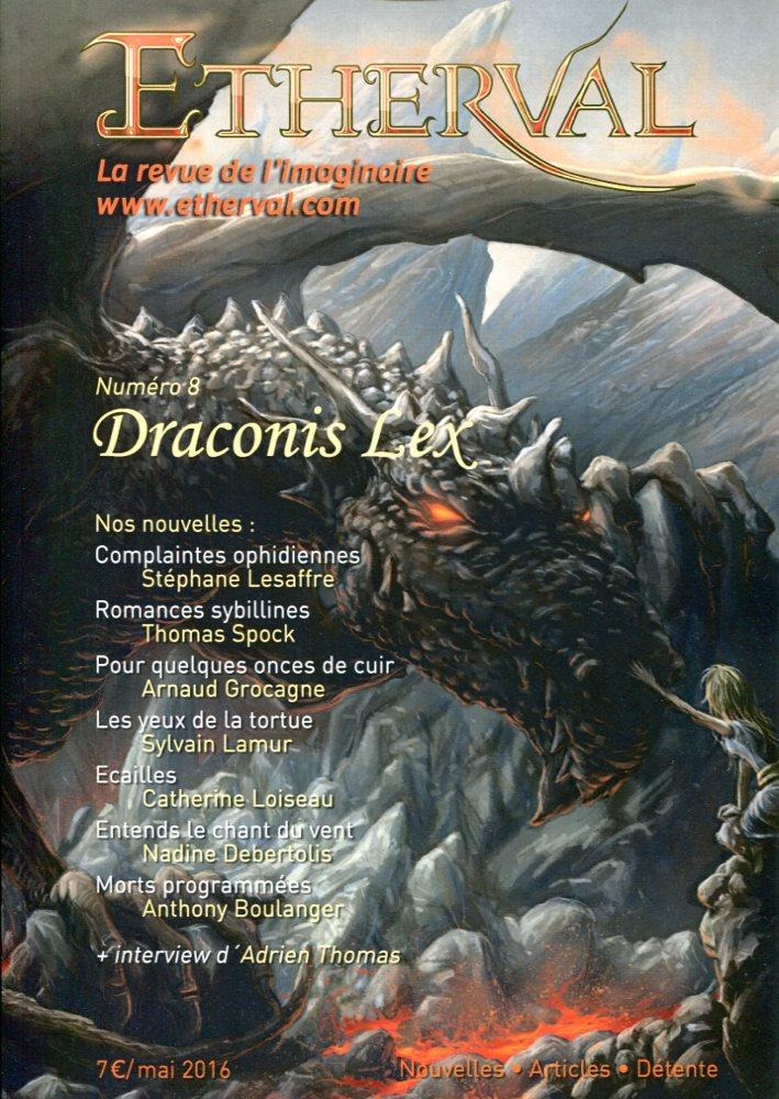 Etherval n° 8 : Draconis Lex