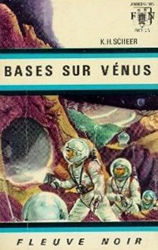 Bases sur Vénus