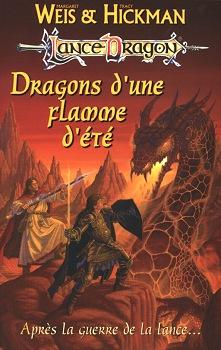Dragons d'une flamme d'été