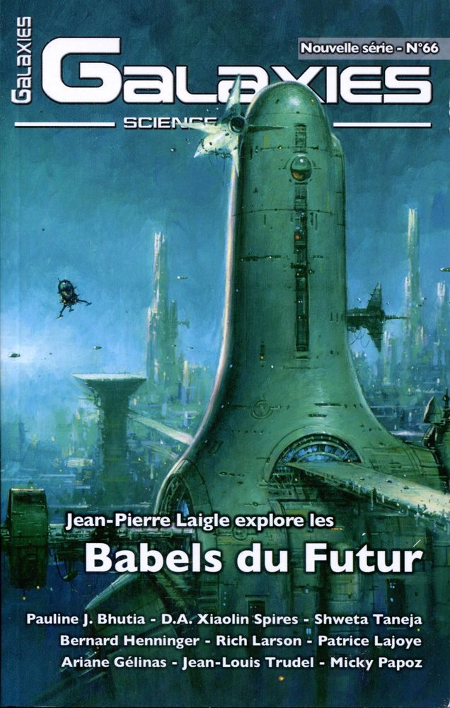 Galaxies nouvelle série n° 66/108 : Babels du Futur