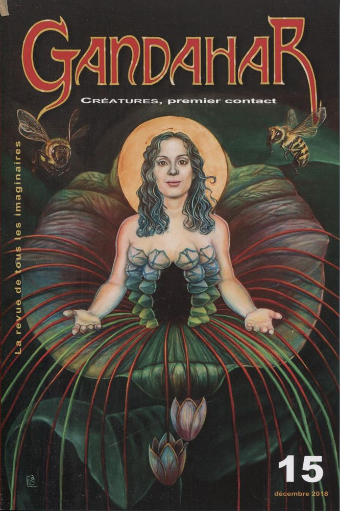 Gandahar n° 15 : Créatures, premier contact