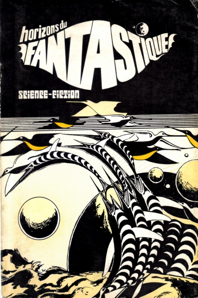 Horizons du fantastique n° 24 - Science-Fiction