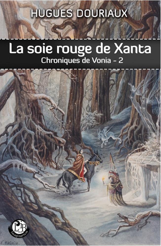 La Soie rouge de Xanta