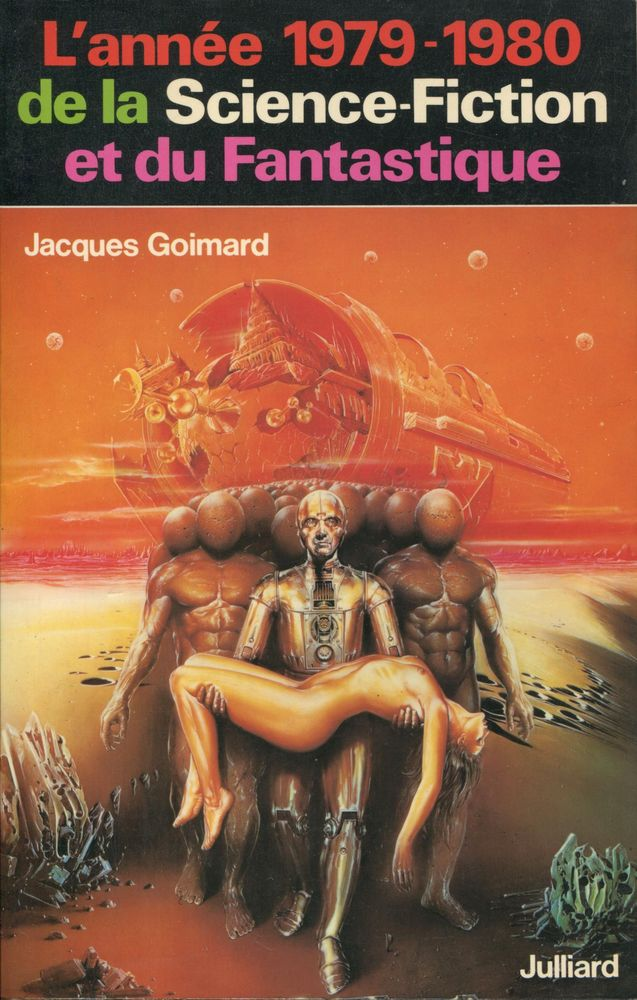 L'Année 1979-1980 de la Science-Fiction et du Fantastique