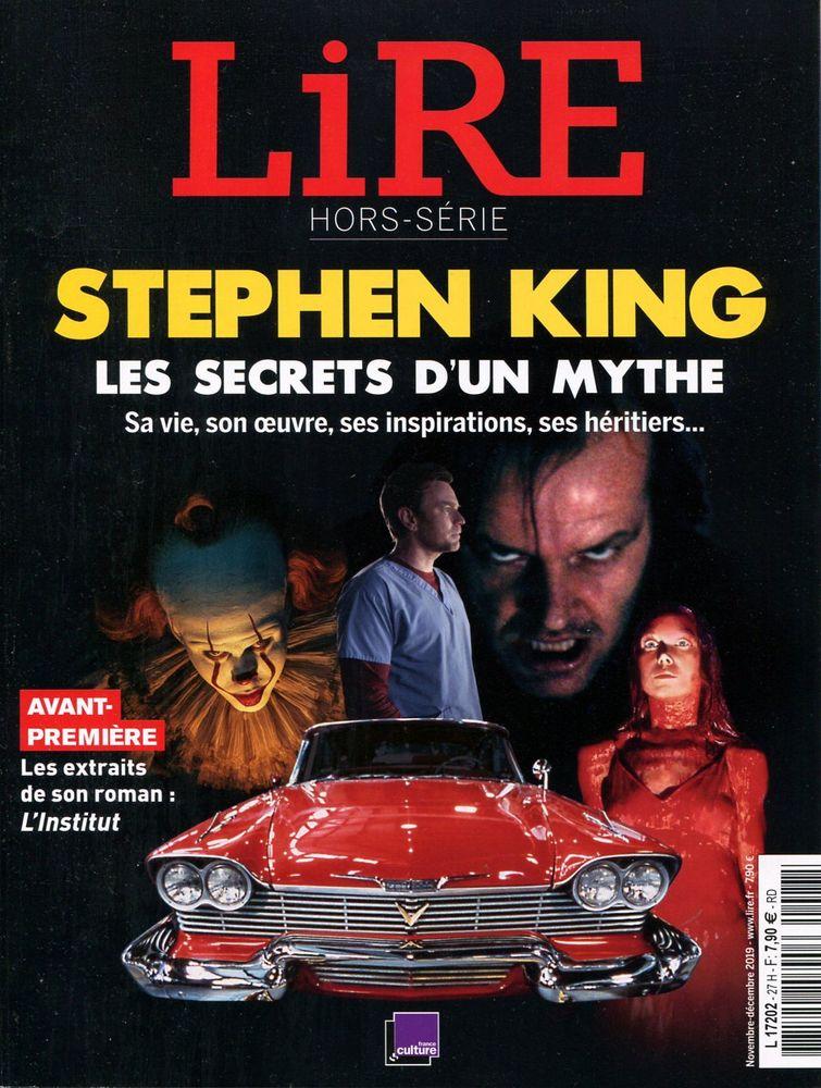 Lire Hors série n° 27 : Stephen King, les secrets d'un mythe