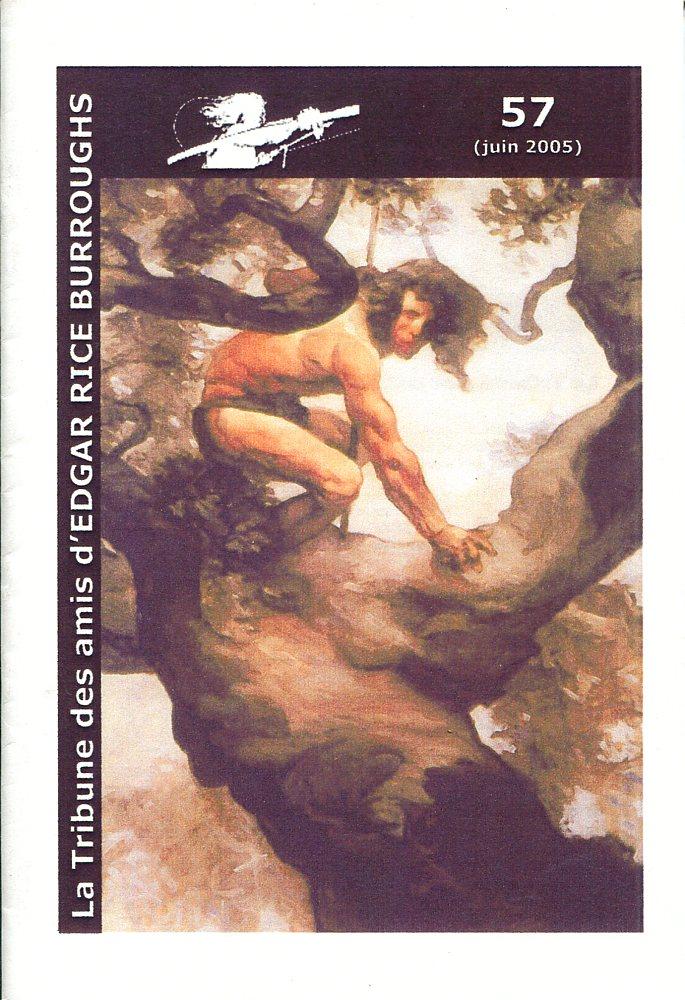 La Tribune des Amis d'Edgar Rice Burroughs n° 57