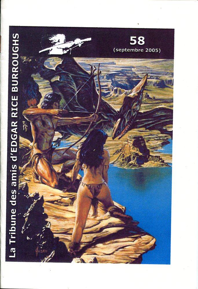 La Tribune des Amis d'Edgar Rice Burroughs n° 58