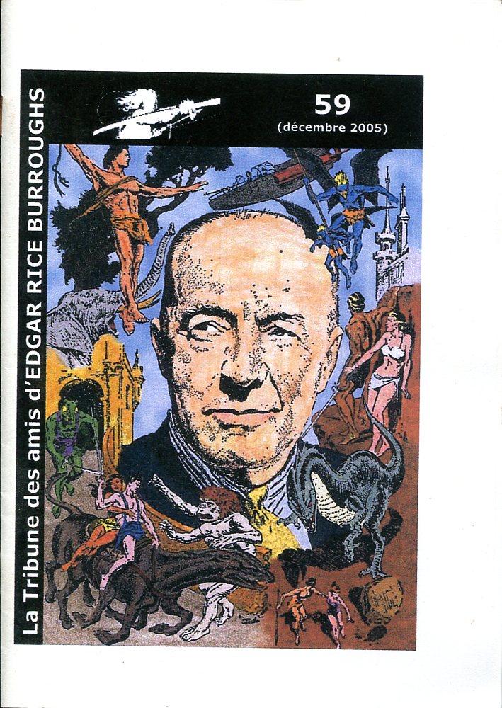 La Tribune des Amis d'Edgar Rice Burroughs n° 59