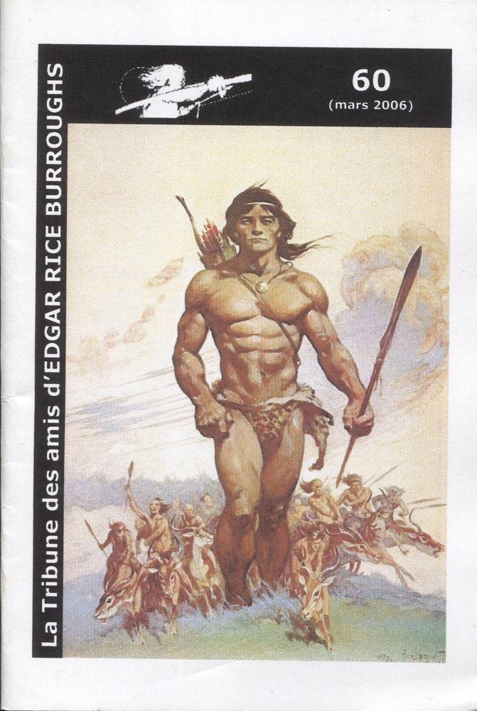 La Tribune des Amis d'Edgar Rice Burroughs n° 60
