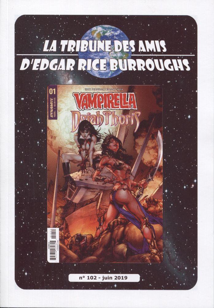 La Tribune des Amis d'Edgar Rice Burroughs n° 102