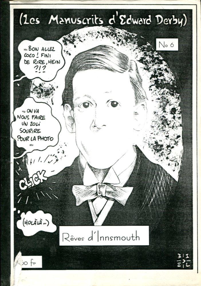 Manuscrits d'Edward Derby n° 6 - Rêves d'Innsmouth