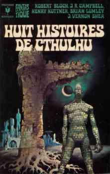 Huit histoires de Cthulhu