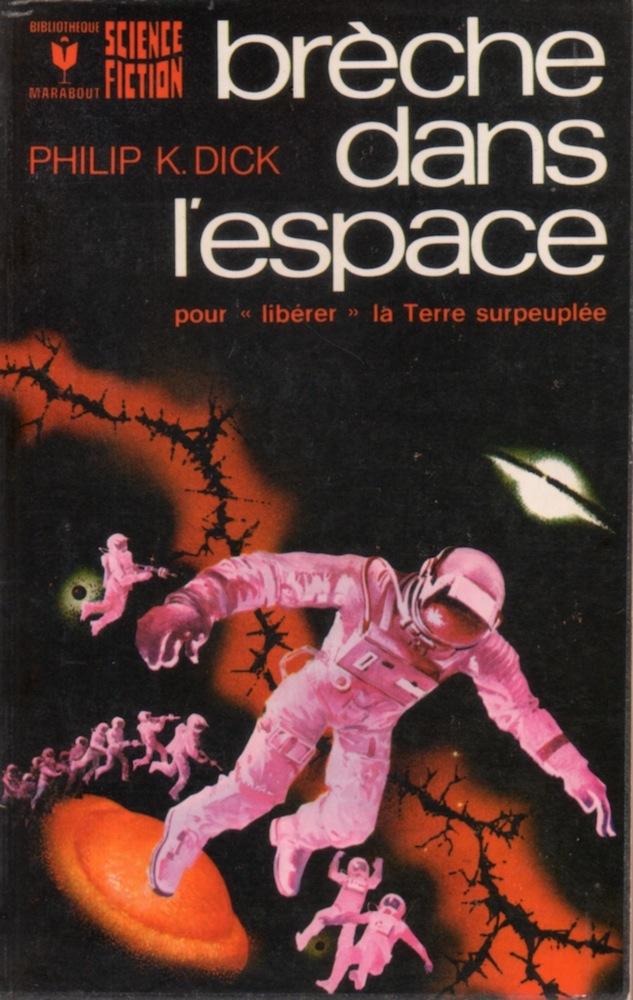 Brèche dans l'espace