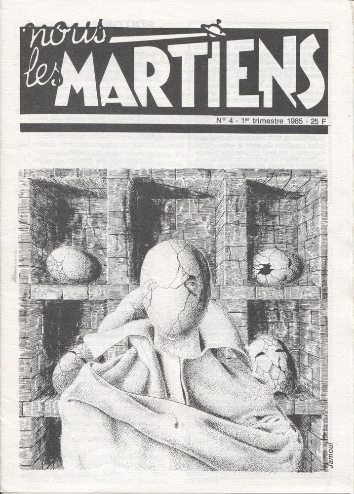 Nous les Martiens n° 4