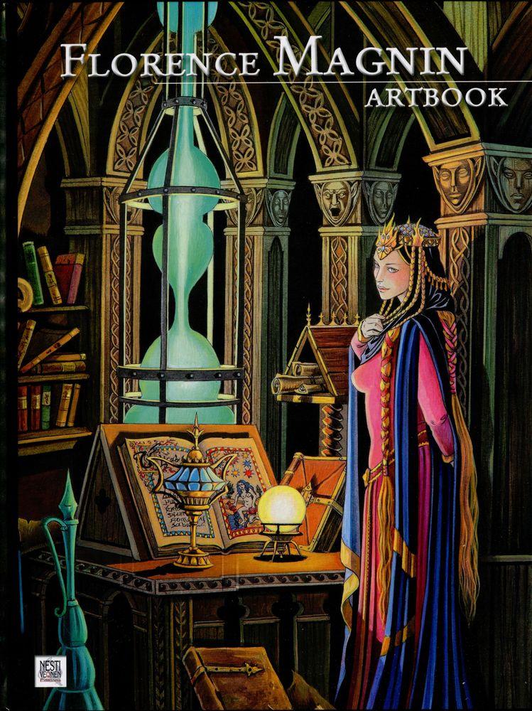 Florence Magnin Artbook
