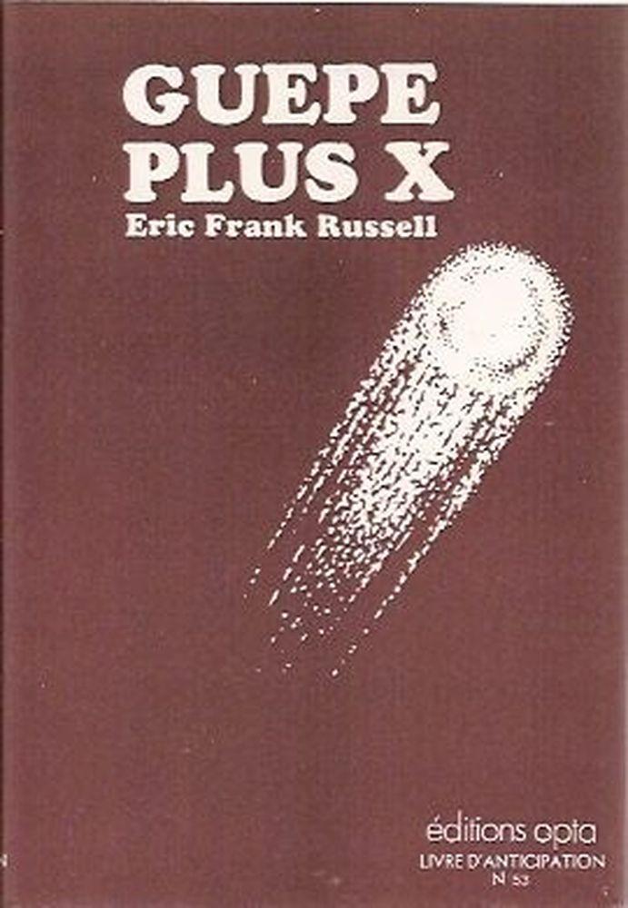 Guêpe / Plus X