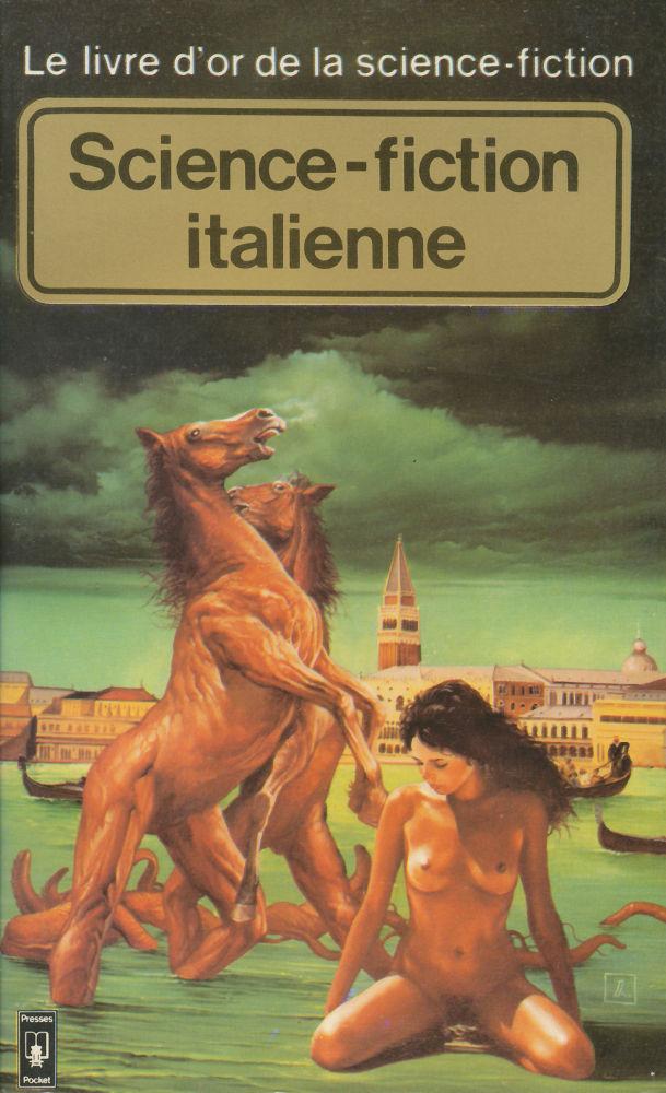 Le Livre d'Or de la science-fiction : Science-fiction italienne