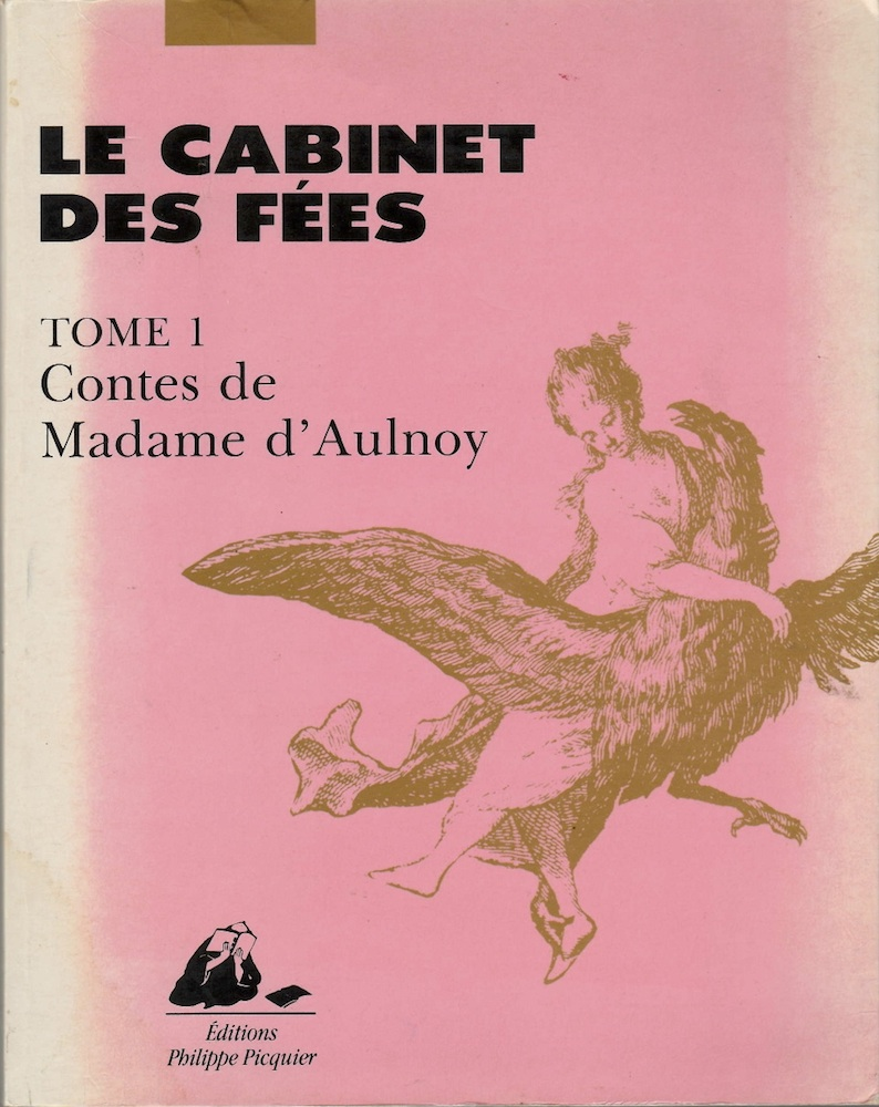 Contes de Madame d'Aulnoy