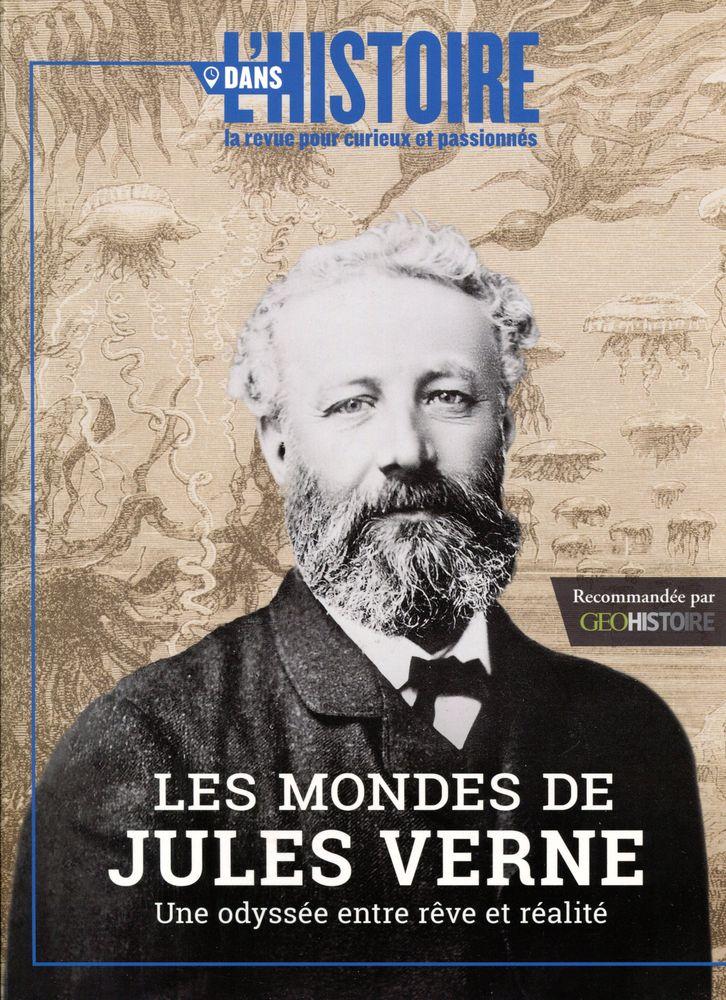 Les Mondes de Jules Verne. Une odyssée entre rêve et réalité