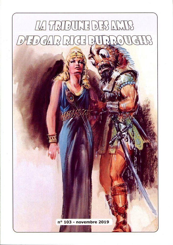 La Tribune des Amis d'Edgar Rice Burroughs n° 103