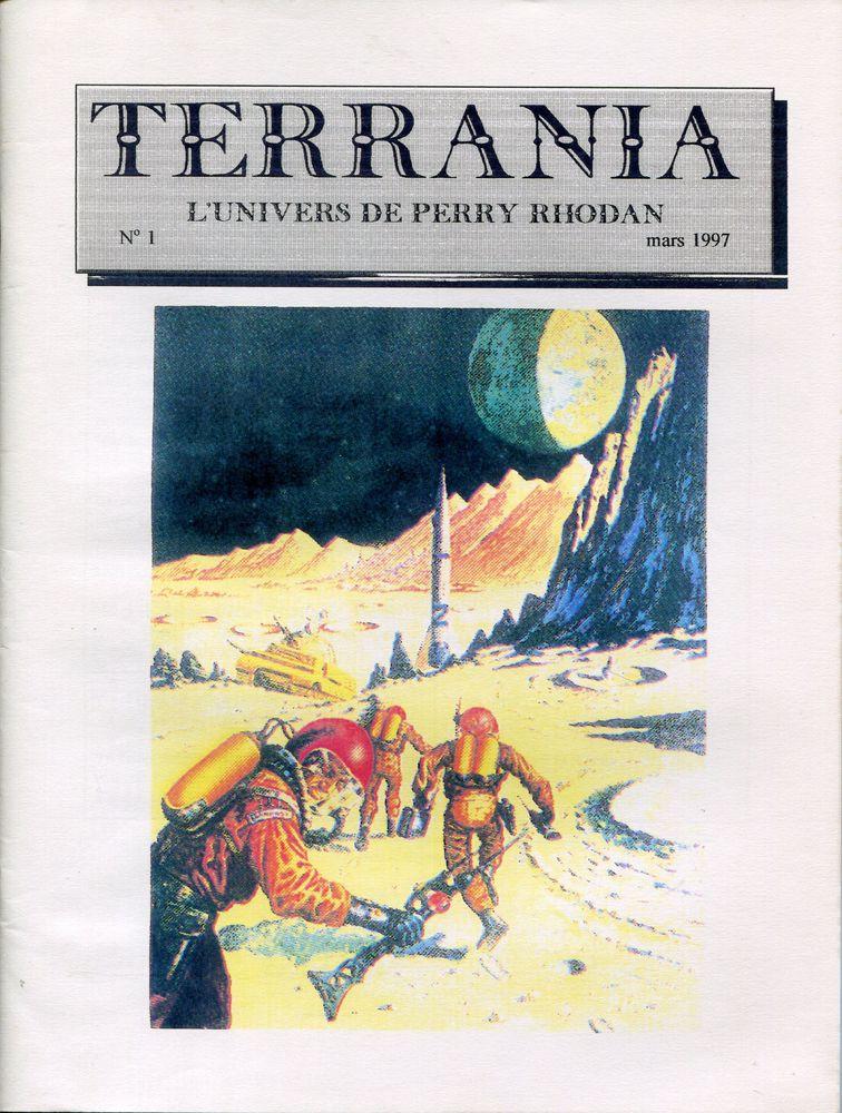 Terrania n° 1