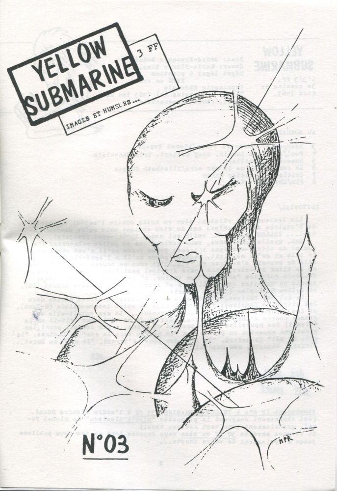 Yellow Submarine n° 3