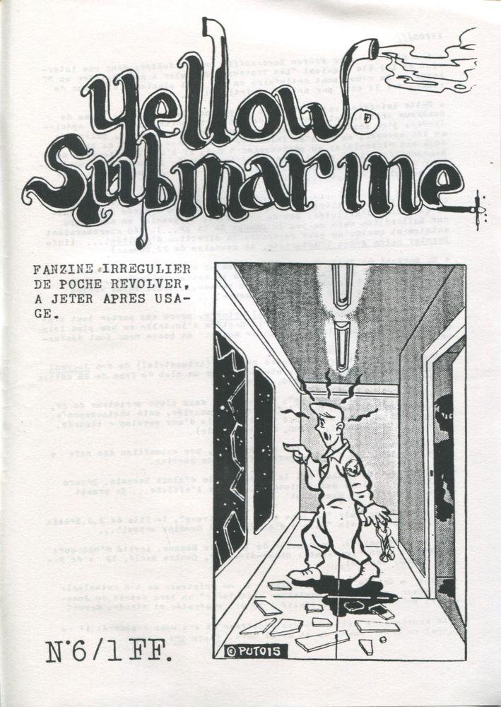 Yellow Submarine n° 6